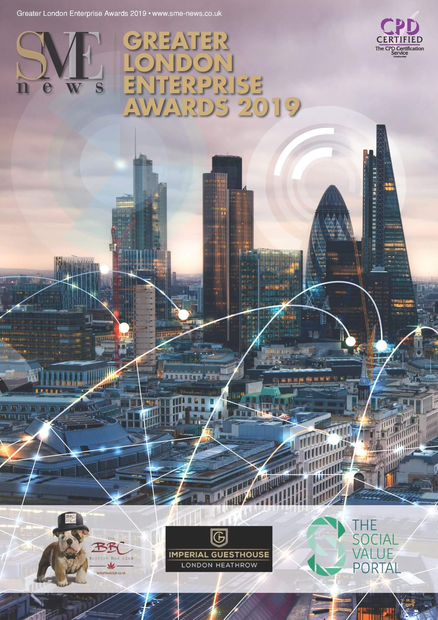View the 2019 winners booklet