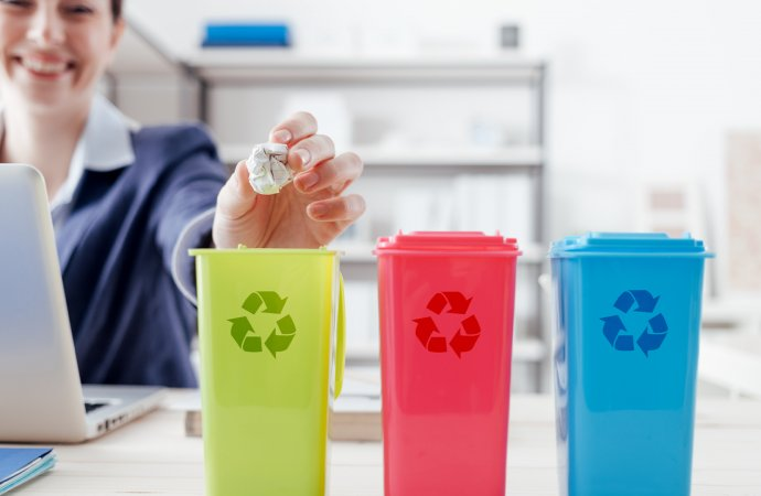 How to encourage staff to recycle in 2019