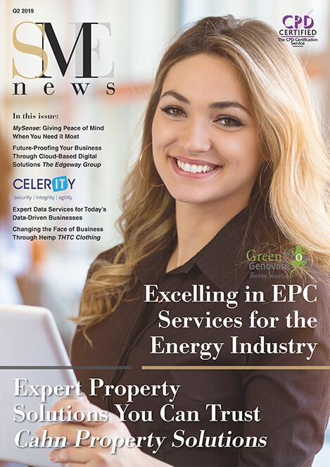 SME news Q2 2019 cover