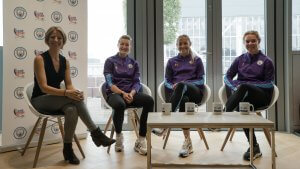 Manchester City women's players
