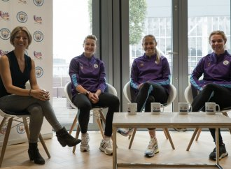 The Manchester City women's players discuss how they mix up their lifestyles off the pitch