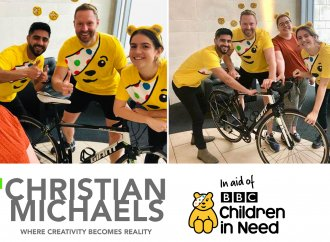 10 Hour Bikeathon In Aid of Children In Need