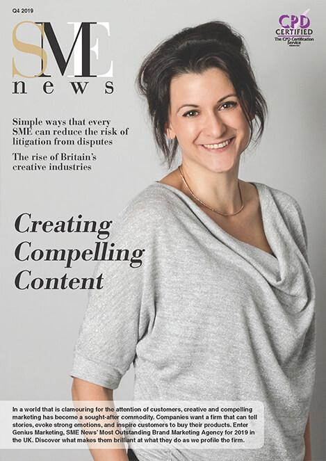 SME News Q4 2019 cover