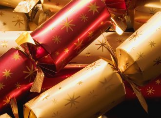 Plastic Pollution at Christmas Is Crackers