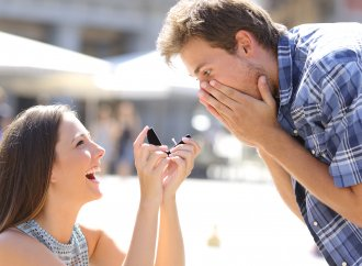 Popping The £48m Question: Up To 26,000 Women Consider Proposing To Their Partner On 29th Feb