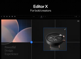 Wix Unveils Editor X – Extending Leadership of Web Creation Market