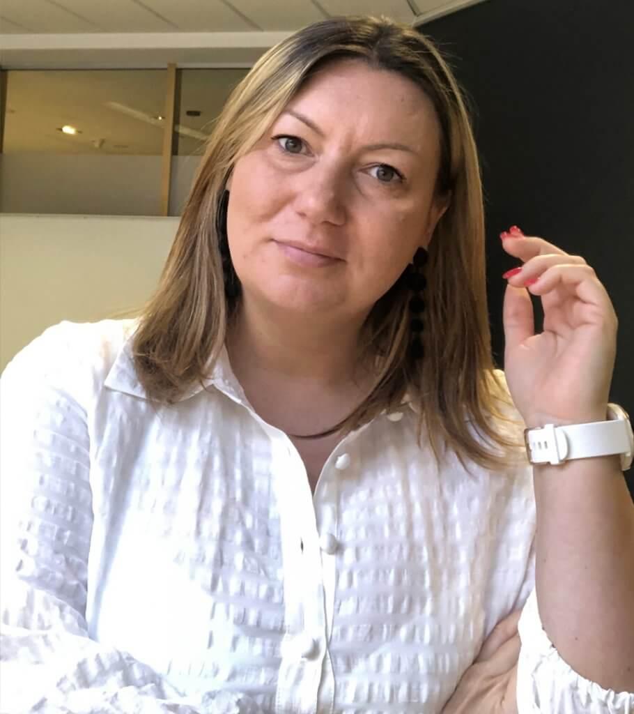 Karla Brooklyn, Global VP of Enterprise at SiteMinder