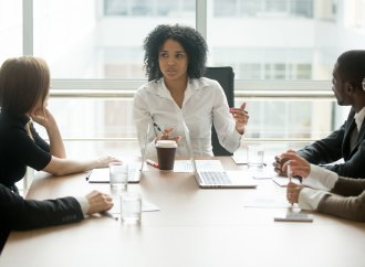 International Women's Month 2020: Can The Anonymous Boardroom Help Women Into Leadership?