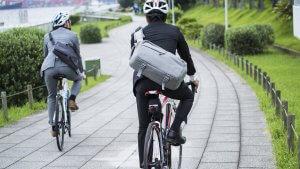commute by bike