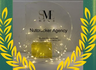 Marketing agency recognised as Best Marketing & PR Agency 2021