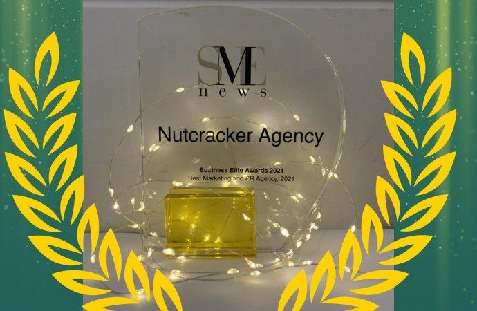 Marketing agency recognised as Best Marketing & PR Agency 2021