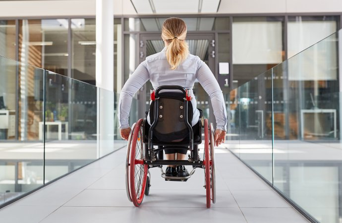 How to help disabled employees gain confidence in the workplace