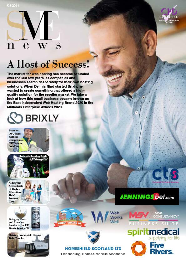 SME News Q1 2021 Cover