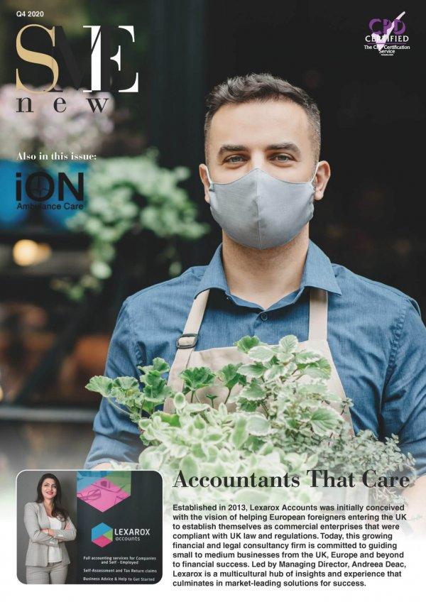 SME News Q4 2020 cover